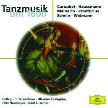 Tanzmusik um 1600, CD