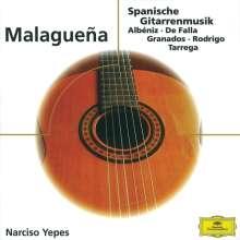 Narciso Yepes - Malaguena, CD