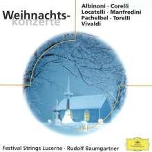 Barocke Weihnachtskonzerte, CD