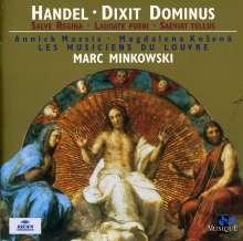 Georg Friedrich Händel (1685-1759): Dixit Dominus, CD