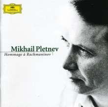 Mikhail Pletnev - Recital, CD