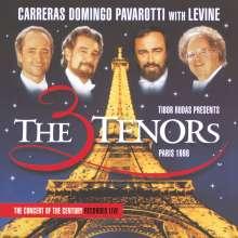 Carreras,Domingo,Pavarotti - Paris Juli 1998, CD