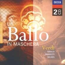 Giuseppe Verdi (1813-1901): Un Ballo in Maschera, 2 CDs