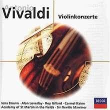 Antonio Vivaldi (1678-1741): Concerti op.3 Nr.1-3,6,8,10-12, CD