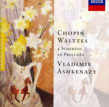 Frederic Chopin (1810-1849): Preludes Nr.1-26, 2 CDs