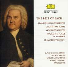 The Best of Bach, CD