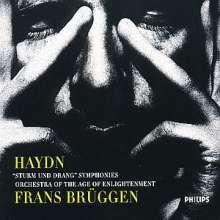 Joseph Haydn (1732-1809): Symphonien Nr.26,35,38,39,41-52,58,59,65, 5 CDs