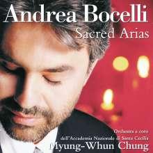 Andrea Bocelli - Arie Sacre, CD