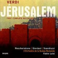 Giuseppe Verdi (1813-1901): Jerusalem, 3 CDs
