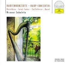 Nicanor Zabaleta spielt Harfenkonzerte, CD