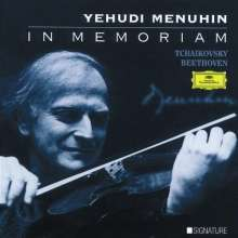 Yehudi Menuhin in Memoriam, 2 CDs