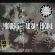 Magnus Lindberg (geb. 1958): Aura (In Memoriam Witold Lutoslawski), CD