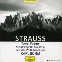Richard Strauss (1864-1949): Orchesterwerke, 3 CDs