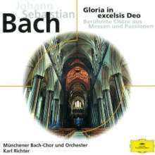 Johann Sebastian Bach (1685-1750): Berühmte Chöre, CD