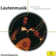 Konrad Ragossnig - Lautenmusik aus 3 Jahrhunderten, CD