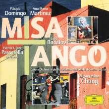 Luis Bacalov (geb. 1933): Misa Tango, CD
