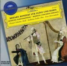 Zabaleta spielt Harfenkonzerte, CD