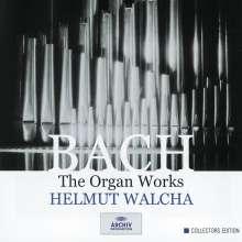 Johann Sebastian Bach (1685-1750): Orgelwerke (Ges.-Aufn.), 12 CDs