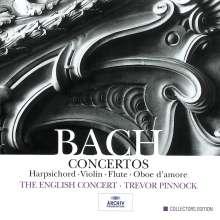 Johann Sebastian Bach (1685-1750): Cembalokonzerte BWV 1052-1058,1060-1065, 5 CDs