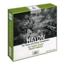 Joseph Haydn (1732-1809): Symphonien Nr.26,35,38,39,41-52,58,59,65, 6 CDs