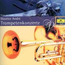 Maurice Andre spielt Trompetenkonzerte, 3 CDs