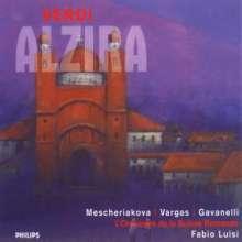 Giuseppe Verdi (1813-1901): Alzira, 2 CDs