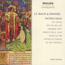 Aafje Heynis - Geistliche Arien von Bach & Händel, CD