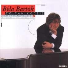 Bela Bartok (1881-1945): Das Klavierwerk Vol.7, CD