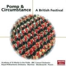 Pomp & Circumstance - A British Festival, CD