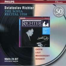 """The Essential Richter - """"The Sofia Recital"""", CD"""
