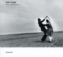 John Cage (1912-1992): The Seasons (Ballett in 1 Akt), CD