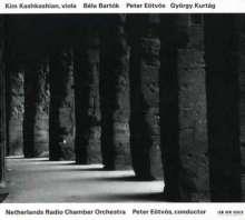 Bela Bartok (1881-1945): Violakonzert, CD