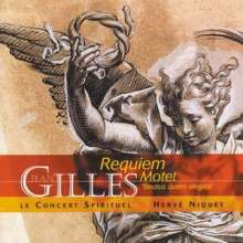 Jean Gilles (1668-1705): Requiem, CD