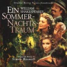Simon Boswell: Filmmusik: A Midsummer Nights Drea, CD