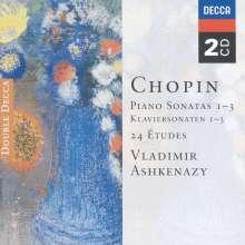 Frederic Chopin (1810-1849): Etüden Nr.1-24, 2 CDs
