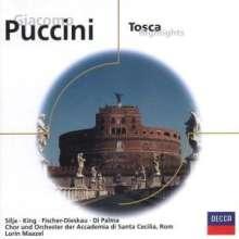 Giacomo Puccini (1858-1924): Tosca (Ausz.), CD