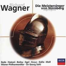Richard Wagner (1813-1883): Die Meistersinger von Nürnberg (Ausz.), CD