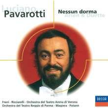 Luciano Pavarotti - Nessun Dorma, CD