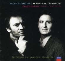 Jean-Yves Thibaudet spielt Klavierkonzerte, CD
