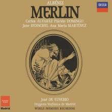 Isaac Albeniz (1860-1909): Merlin, 2 CDs