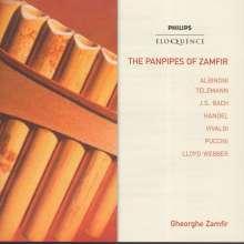 Gheorge Zamfir - The Panpipes of Zamfir, CD