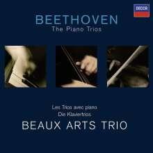Ludwig van Beethoven (1770-1827): Klaviertrios Nr.1-11, 5 CDs