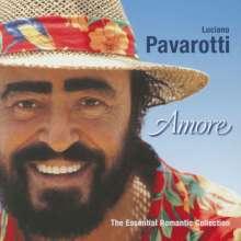 Luciano Pavarotti - Amore, 2 CDs