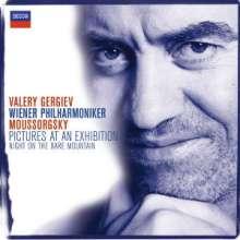 Modest Mussorgsky (1839-1881): Bilder einer Ausstellung (Orchester Fassung), CD