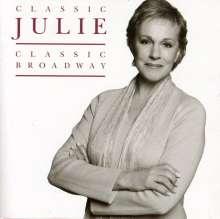 Julie Andrews: Classic Julie Classic Broadway, CD