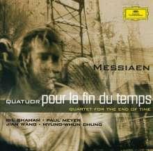 Olivier Messiaen (1908-1992): Quartett für das Ende der Zeit, CD