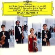 Hagen Quartett, CD