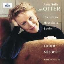 Anne Sofie von Otter singt Lieder, CD