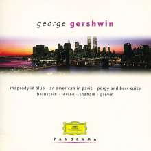 George Gershwin (1898-1937): Rhapsody in Blue, 2 CDs