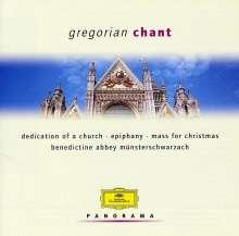 Gregorianischer Choral - Große Feste d.Kirchenjahres, 2 CDs
